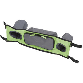 Croozer Trinkflaschentasche für Kid Plus / Kid for 2 bis 2015 sand grey/peppermint green